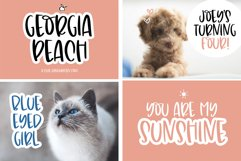 The Sweet Font Bundle - 14 Fun & Quirky Fonts Product Image 2