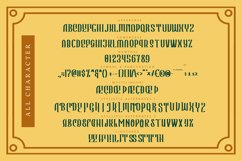 Afterlife | Classic Vintage Font Product Image 5