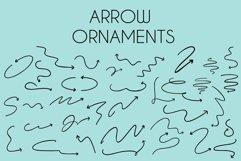 arrow ornaments dingbats Product Image 1
