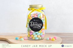 Candy Jar, Sticker Label, Gift Tag Mockups | 4 JPG files Product Image 3