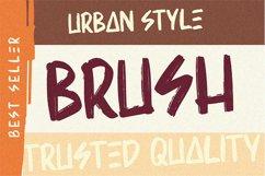 Sharoe - Brush Font Product Image 2