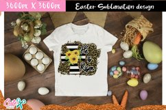 He is risen Sublimation with Cross Designs Product Image 3
