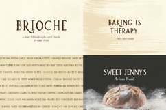 The Farmhouse Font Bundle by Beck McCormick Product Image 4