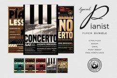 Special Pianist Flyer Bundle Product Image 1