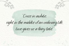 Bohemia Cerish Handwritten Font Product Image 5