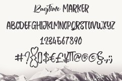 Ragtime - Brush Font Duo Product Image 6