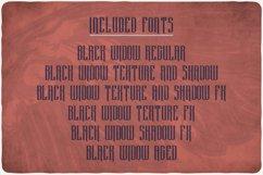 Black Widow Product Image 6