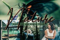 8 NATURE Lightroom Presets for Mobile & Desktop app Product Image 1