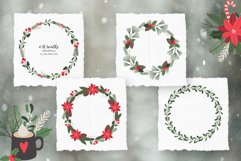 Merry Christmas Vector Set Product Image 3