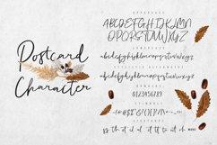 Postcard Script Product Image 6