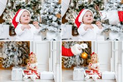 35 Santa Claus Hand Overlays Product Image 3