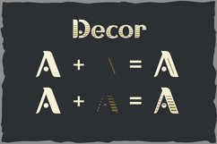 Seignior - vintage font Product Image 3