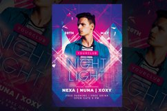 Club Party Flyer Templates Product Image 1