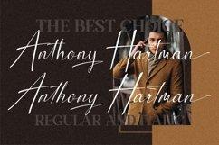 Anthony Hartman - Luxury Signature Font Product Image 4