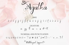 Agatha Product Image 4