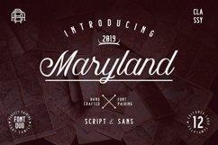 Maryland   Classy Font Product Image 1