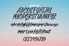 Meghanors - Quick Handlettered Font Product Image 2