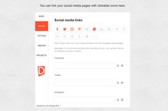 Email Signature Template Clickable Editable, Gmail Outlook Product Image 6