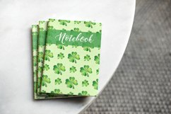 Clover. Watercolor set. PNG, JPG Product Image 9