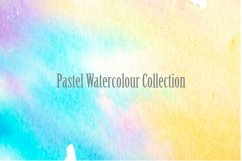 20 Pastel Watercolour Abstract Paint Backgrounds Product Image 6