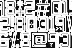 Bebop Slab Serif Font Family Product Image 5