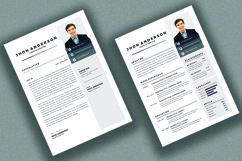 Resume Template Product Image 5