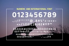 American Fox Font Product Image 5