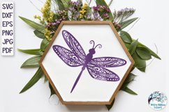 Dragonfly SVG Bundle | 25 Dragonfly SVGs Product Image 4