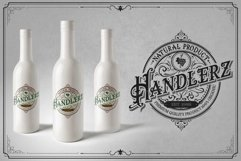 The heritages Palace Vintage Typeface Product Image 6