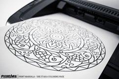 Vector Animals Mandala Set Product Image 2