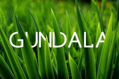 Gundala Font Product Image 1