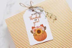 Thanksgiving Printable Gift Tags Product Image 6