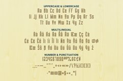 Web Font ONELINE Font Product Image 2