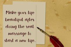 Wedding Signature   Smart & Luxury Font Product Image 4