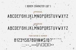Bohem Typeface - 5 Font Styles Product Image 6