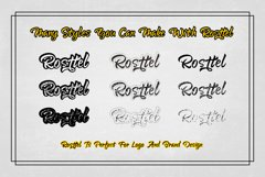 Rosttel Extruded & Rough Product Image 2