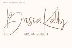 Billie Ashley - a Script Handwritten Font Product Image 4