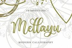 Mellayu   Modern Calligraphy Product Image 1