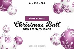 Happy 48 Christmas Ball in 8 Colors Product Image 3