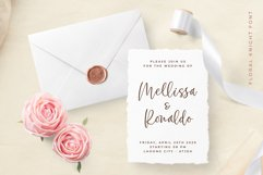 Floral Knight - Modern Handwritten Font Product Image 5