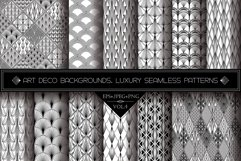 Art Deco Wallpapers Pack   PNG EPS JPG   Vol.4 Product Image 6
