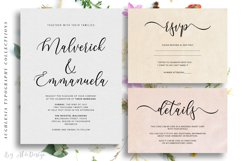 Aughlesia // Modern Calligraphy Font Product Image 2