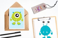 Monster Fun graphics and illustrations Product Image 4