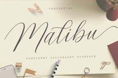 Malibu Script Product Image 1