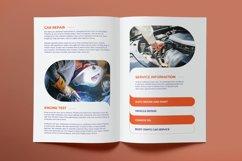 Car Repair Brochure Bifold Product Image 3