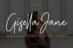 Gisella Jane Handwritten Script Font Product Image 1