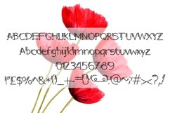 I love this font Product Image 3