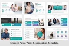 Smooth multipurpose PowerPoint Presentation Template Product Image 6