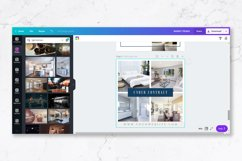 Real Estate Instagram Post Template | Canva Product Image 2