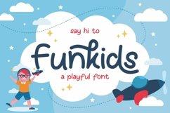 Fun Kids - Playful Font Product Image 1
